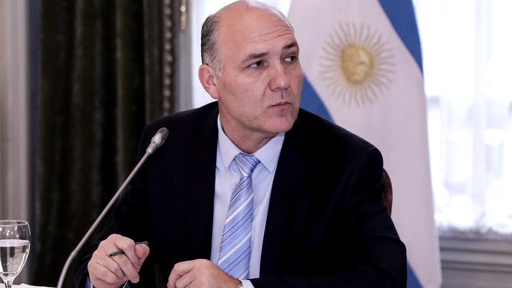 Guillermo Carmona, el nuevo secretario de Malvinas, Antártida y Atlántico Sur.
