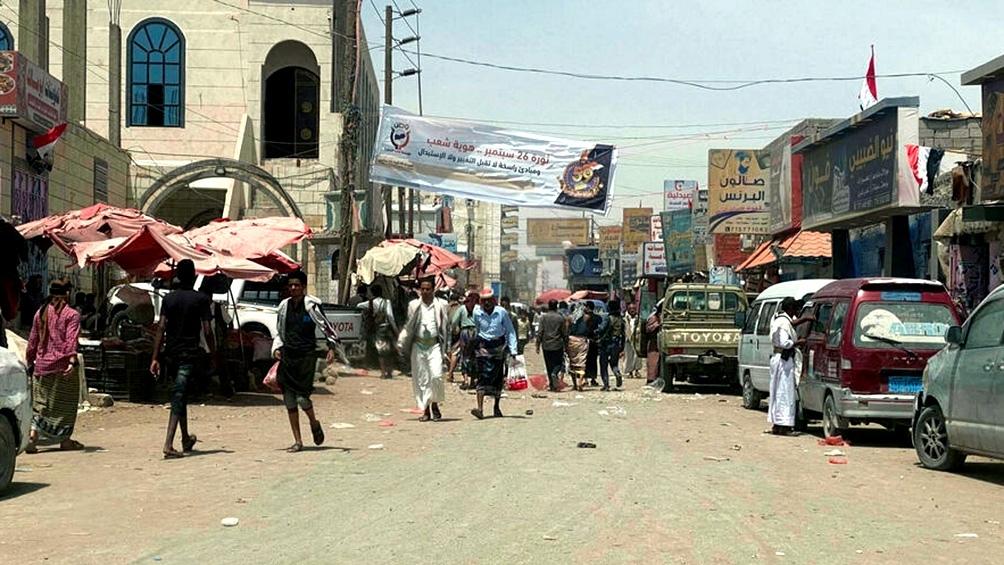Los huties lanzaron en febrero una campana para conquistar Marib.