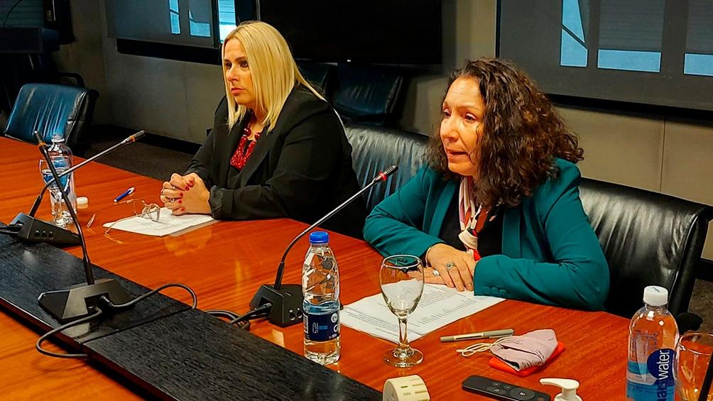 Antes de escuchar sus testimonios, la titular de la AFI repasó el proceso por el cual se hallaron en la base de Mar del Plata los informes de inteligencia que realizó el organismo sobre ellas.