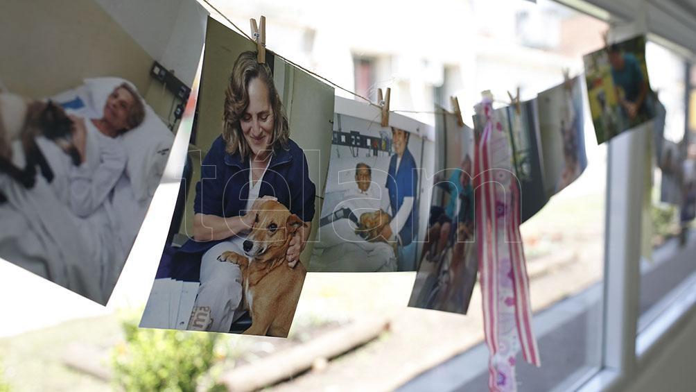 La Unidad de Cuidados Paliativos del hospital Sommer se creó en 2001. Foto: Victoria Gesualdi