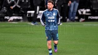 Messi, el más ovacionado en la noche de Núñez antes del duelo con Perú