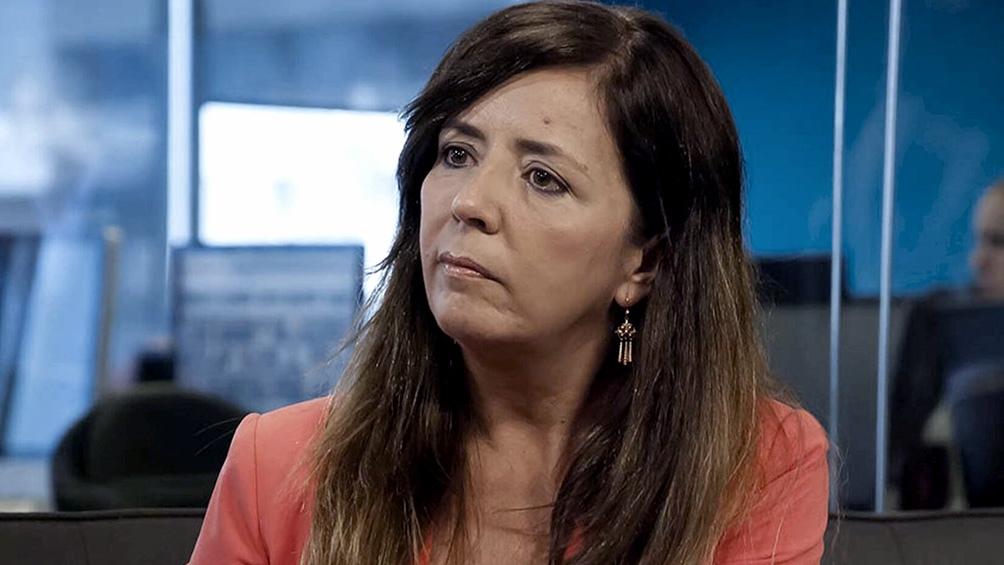 Gabriela Cerruti destacó que el acto del Día de la Lealtad