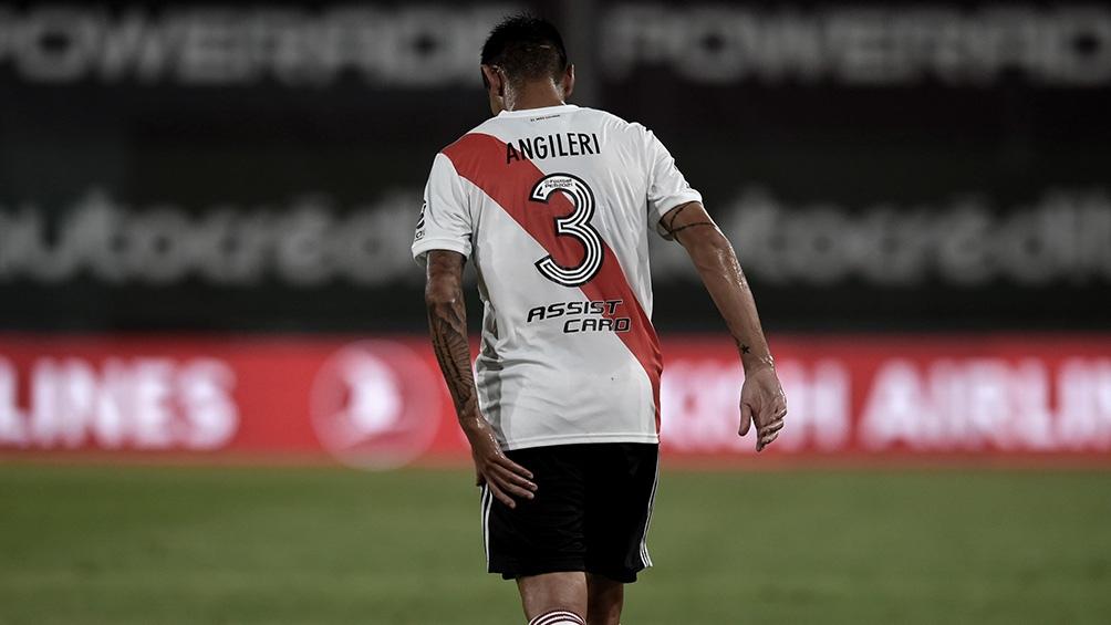 La baja del lateral se suma a la de Enzo Pérez y Braian Romero.
