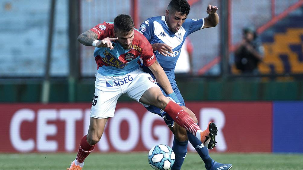 Vélez intentará estirar su buen momento frente a Arsenal