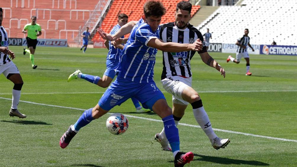 Godoy Cruz y Central Córdoba igualaron en Mendoza