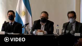Presentaron el Consejo Nacional de Garantías para la inclusión financiera de las pymes