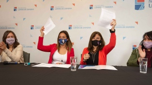 Construirán la primera casa abierta para la diversidad en Lomas de Zamora