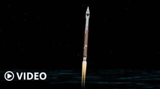 Despegó Lucy, la primera misión de la NASA que estudiará los asteroides troyanos