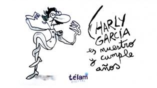 Charly García es nuestro y cumple años