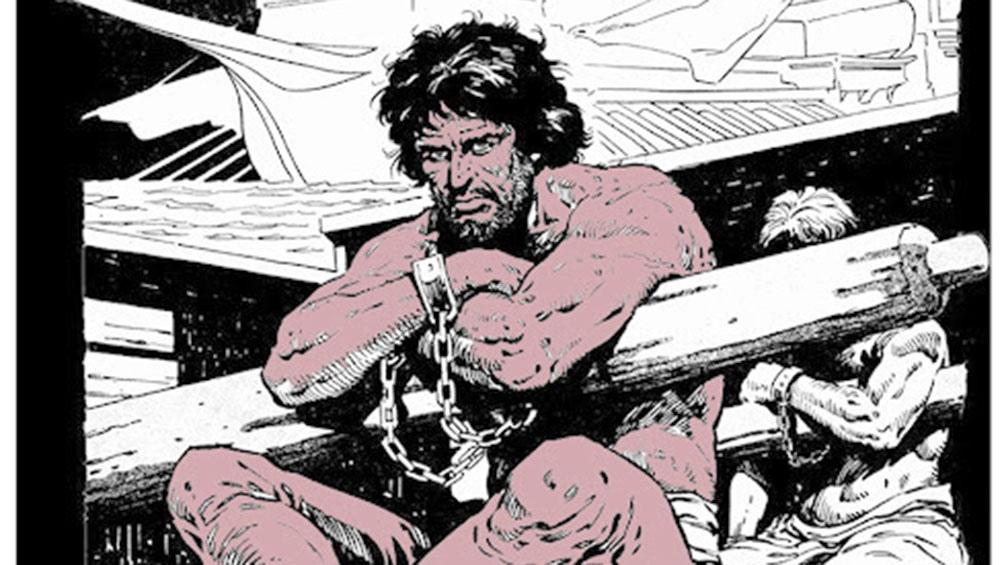 """En """"Dago"""" se muestras las aventuras de un esclavo en lucha por su libertad."""