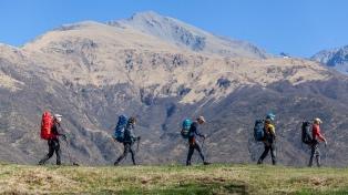 La naturaleza y la historia se entrecruzan en el Parque Nacional Aconquija, en Tucumán