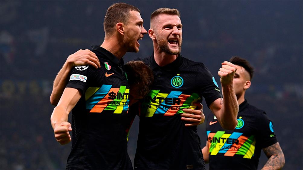 Inter se hizo fuerte de local y derrotó al Sheriff
