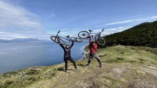 Ushuaia cambia en verano su tradicional destino de nieve por las actividades al aire libre