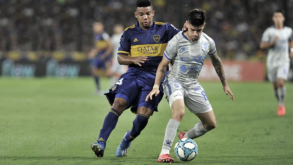 Boca se mide en la Bombonera con Godoy Cruz para seguir en la senda del triunfo