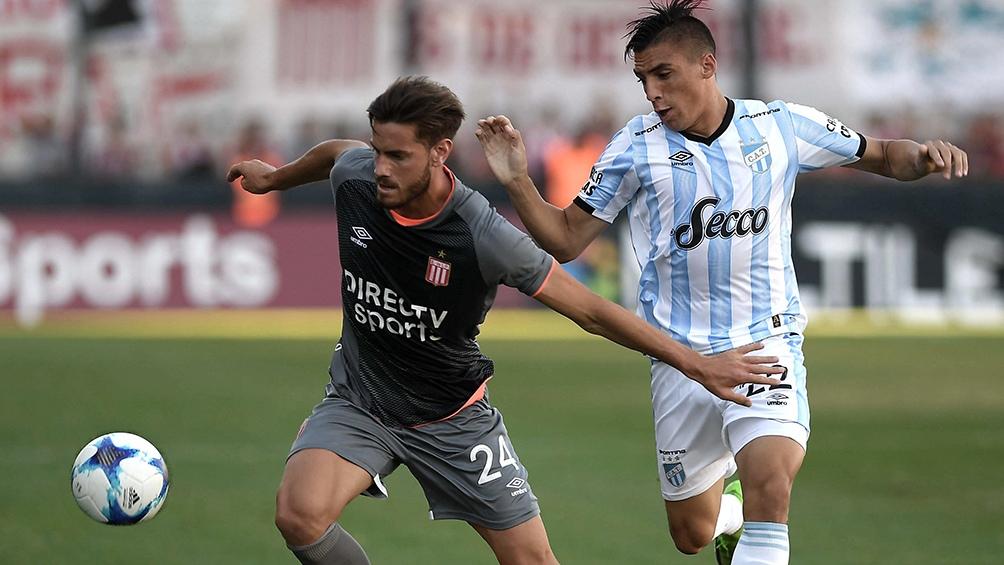 Estudiantes quiere llegar a los puestos que dan cupo para la Copa Libertadores.