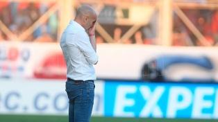 Paolo Montero se aleja de la dirección técnica de San Lorenzo
