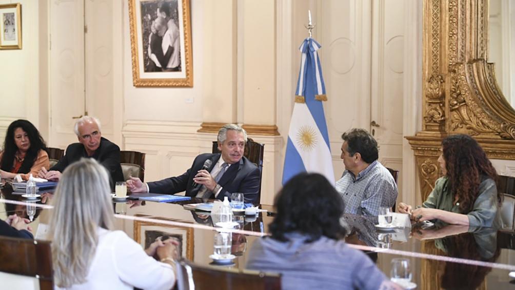 El Presidente garantizó defender la estabilidad de precios y controlar la inflación