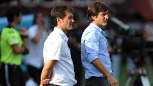 """Los """"mellizos"""" Barros Schelotto fueron confirmados al frente del seleccionado de Paraguay"""