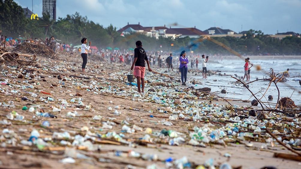 La ONU pidió una reducción drástica del plástico