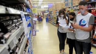 Cuidar el bolsillo: avanzan los operativos para controlar precios