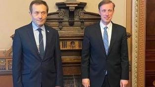 """Argentina y EEUU coinciden en la importancia de avanzar en una negociación """"exitosa"""""""