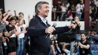 """Máximo Kirchner dijo que en las elecciones """"lo que está en juego es lo que votó la gente en 2019"""""""