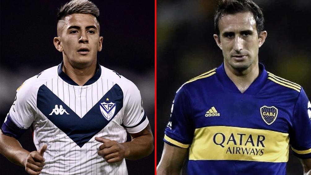 Vélez y Boca juegan en Liniers con el objetivo de avanzar hacia la Libertadores