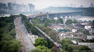 China suspendió la maratón de Wuhan por el coronavirus