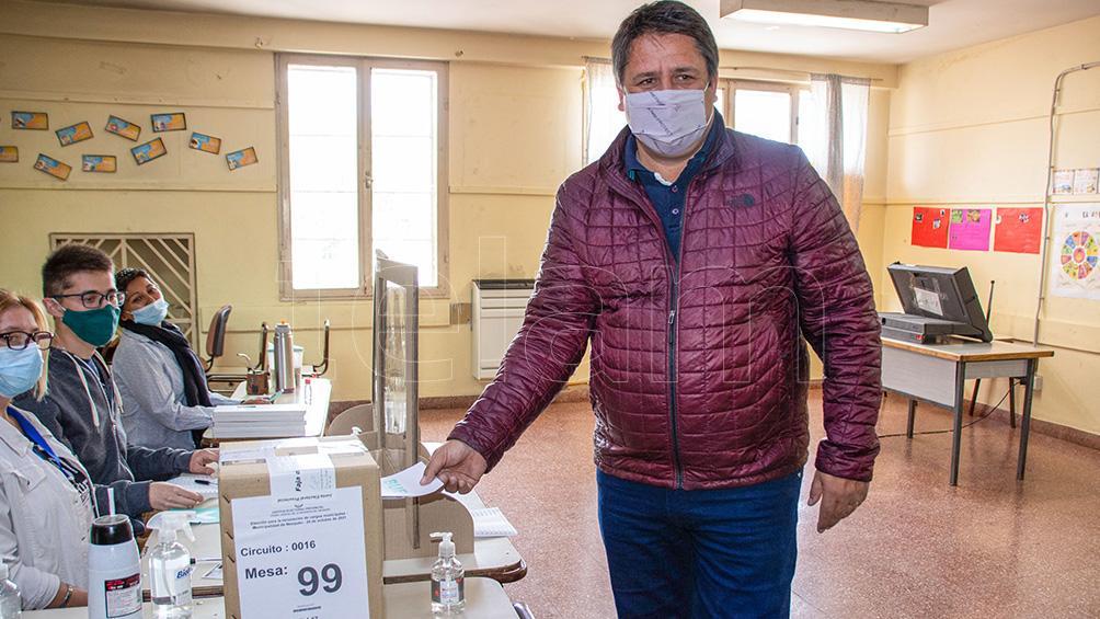 La ciudad de Neuquén elige concejales y la enmienda de la Carta Orgánica municipal