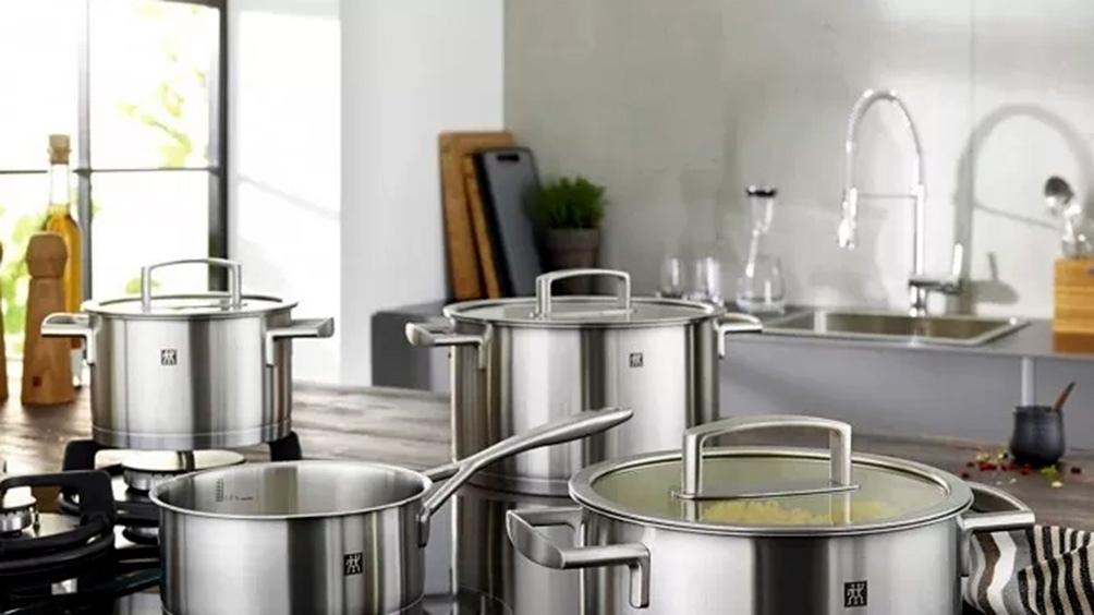 Los elementos de cocina se podrán adquirir en 12 cuotas bajo la modalidad del programa
