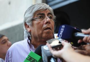 """""""Por parte del laburante no va a haber ningún tipo de violencia"""", dice Hugo Moyano"""