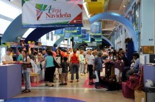Cerca de 47.500 personas visitaron la IV Feria Navideña en Canal 7