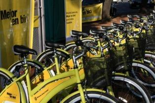 Autorizan a concesionar en la Ciudad el sistema de bicicletas públicas