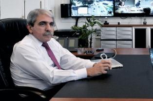 Para Aníbal Fernández, Estado podría pedir intervención de empresa sospechada de pago de coimas