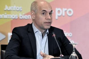 Rodríguez Larreta anunciará mañana su gabinete