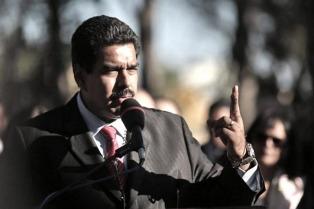 Maduro dice que la CNN da falsas informaciones para desestabilizar
