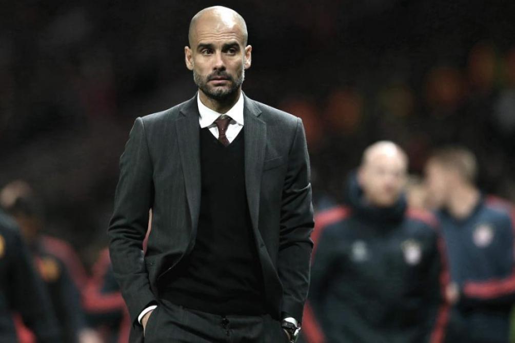 """""""La decisión de Guardiola de empezar sin Fernandinho rozó la arrogancia"""", señaló The Times."""