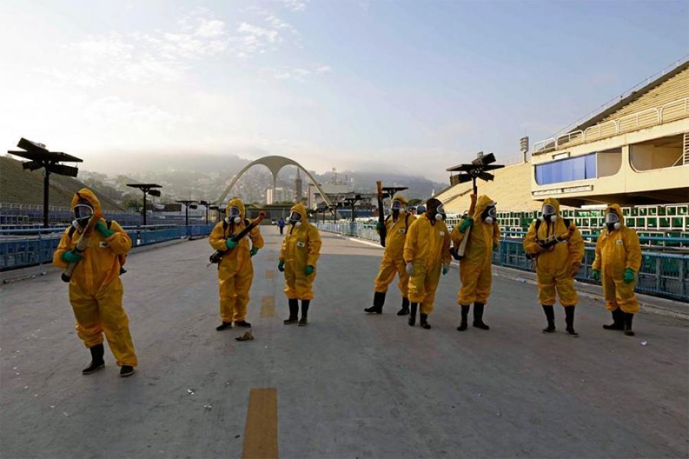 Río de Janeiro canceló el carnaval 2021