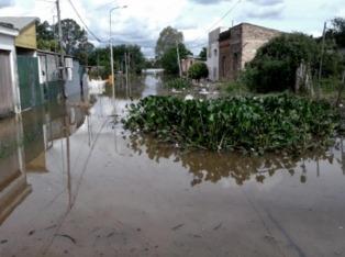 Entre Ríos: las lluvias y las crecientes de los ríos siguen complicando la situación