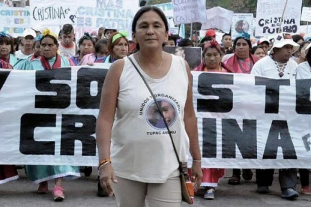 La defensa de Sala denunció que pretenden condenarla por un hecho en el que ella no participó