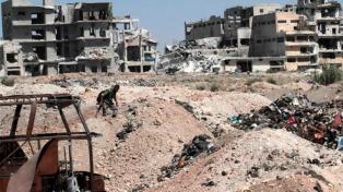 Rusia aseguró que no bombardea Alepo hace siete días