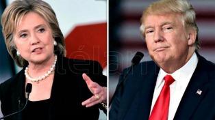 Hillary Clinton comparó la situación de Trump con la caída de Nixon