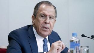 """Moscú considera una """"señal alarmante"""" las nuevas sanciones de EE.UU. a Irán"""