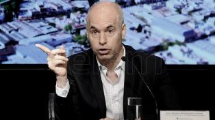 Rodríguez Larreta busca una ampliación presupuestaria por 37.000 millones de pesos