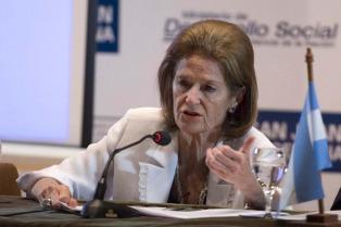 """Para la jueza Elena Highton de Nolasco, """"toda la justicia es patriarcal"""""""