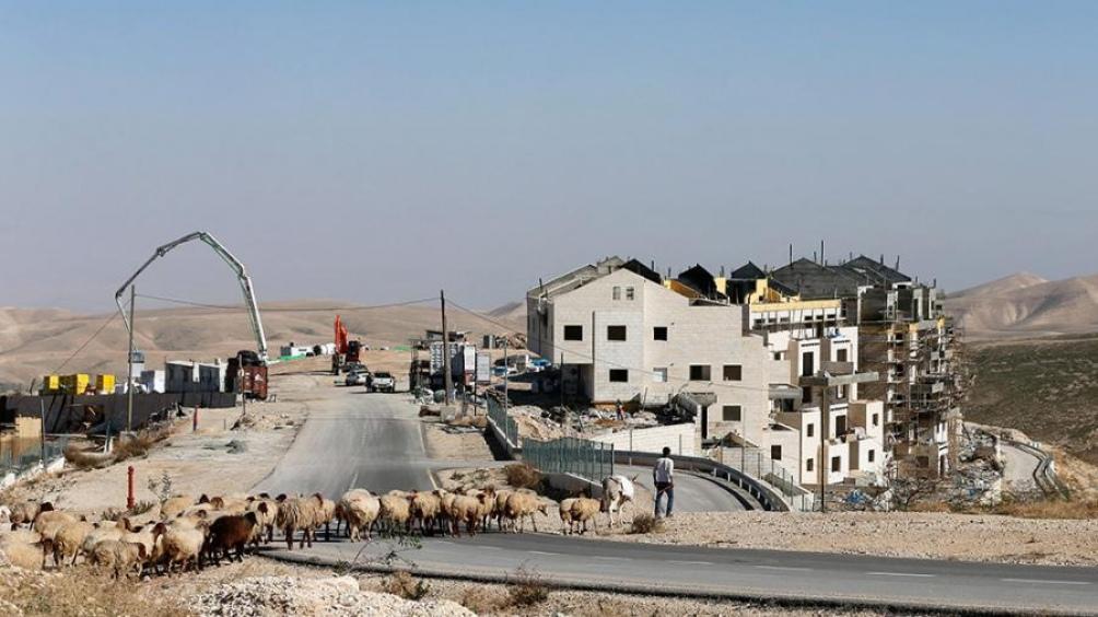 Con las 2.100 viviendas que se construirán en Cisjordania, el número de asentamientos erigidos este año se eleva a 12.150.