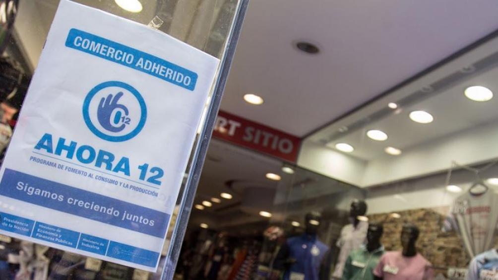 Español recordó el rol fundamental que tuvo el Programa Ahora 12 para la recuperación del consumo en plena pandemia.