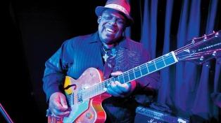 Blues, funk y soul en Buenos Aires de la mano de Omar Coleman