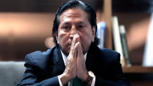 Un juez solicitará la extradición del ex presidente Toledo por el caso Odebrecht