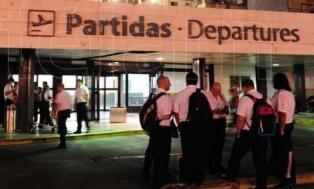 Andes Líneas Aéreas inauguró su ruta Buenos Aires - Mendoza